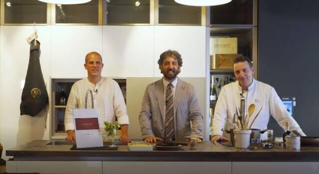 I candidati sindaco di Viareggio ai fornelli in TV per la loro ricetta di città