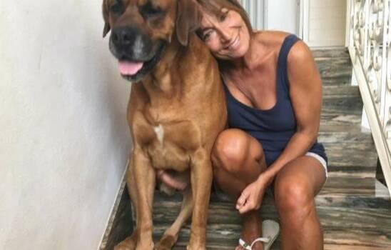 Si candida con Viareggio Democratica per amore degli animali e dell'ambiente: ecco Valeria Giannecchini
