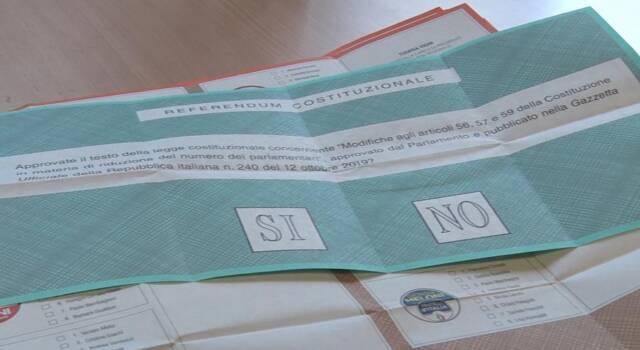 Referendum, netta prevalenza del si sia a livello nazionale che toscano