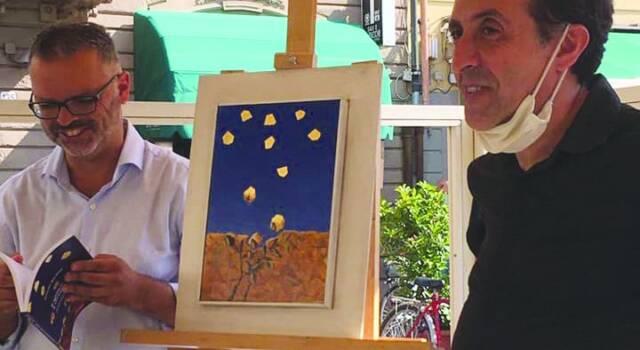 Il libro di Simone Bachini e Fabrizio Mandorlini al Caffè della Versiliana