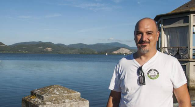 Andrea Orsi denuncia la poca manutenzione ed attenzione per il belvedere ed il lungolago Puccini