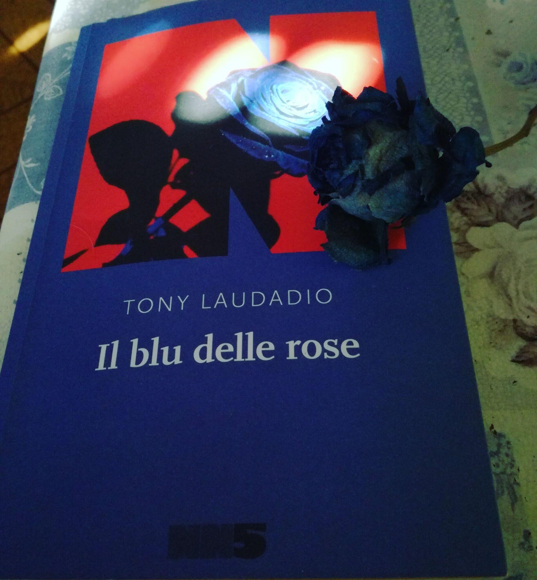 Il blu delle rose (recensione libro)