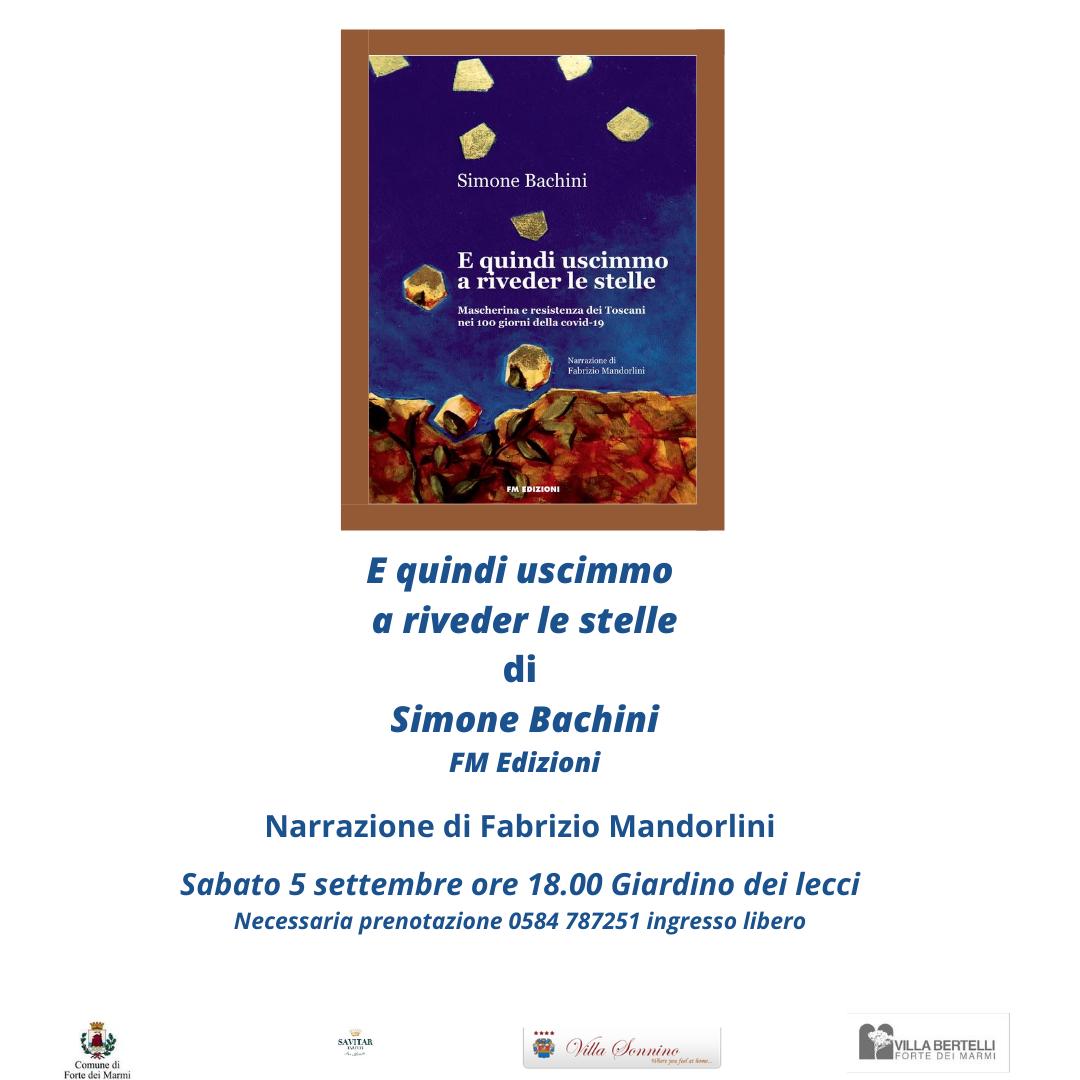 E quindi uscimmo a riveder le stelle – mascherine e resistenza dei Toscani  nei 100 giorni della Covi19 di Simone Bachini