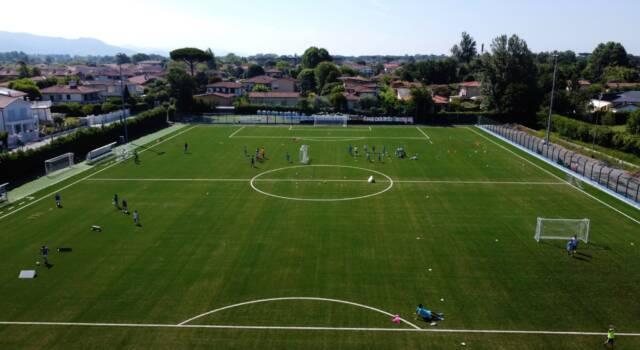 """Inaugura il """"nuovo"""" Campo Pedonese, festa con tutte le squadre"""