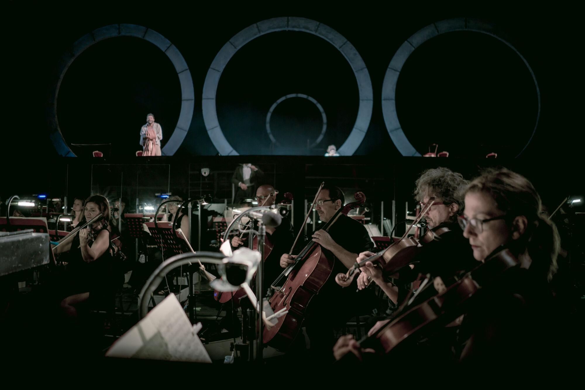 Il quartetto del Pucciniano alla GAMC