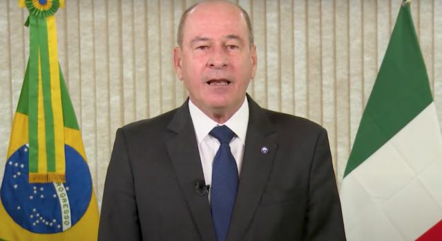 Il Ministro della Difesa del Brasile celebra la liberazione  di Massarosa – VIDEO