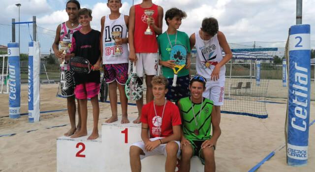 Tre titoli toscani, due secondi posti e una medaglia di bronzo per gli atleti dell'associazione Bad Players di Torre del Lago Puccini