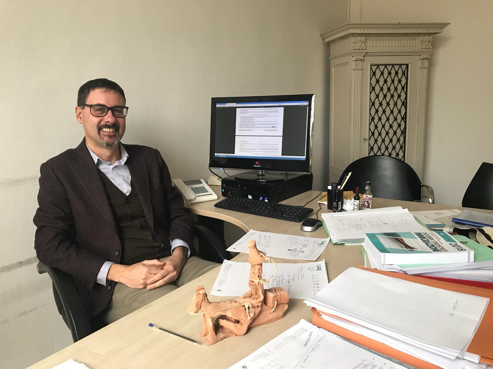 """Gabriele Tomei: """"Entro in consiglio comunale, lascio l'impegno di Giunta per impegni universitari"""""""