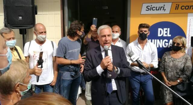 """Bis al primo turno, Del Ghingaro: """"I cittadini hanno capito che abbiamo lavorato bene"""""""