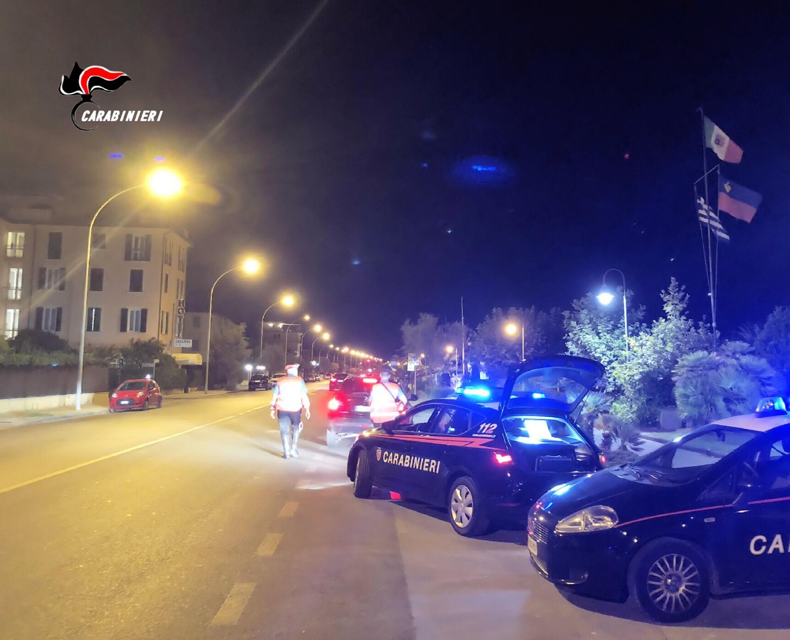 Furti su auto: arrestato 22enne