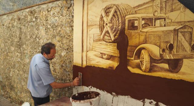 """Torna l'appuntamento con gli """"Sgraffiti a Casoli"""""""