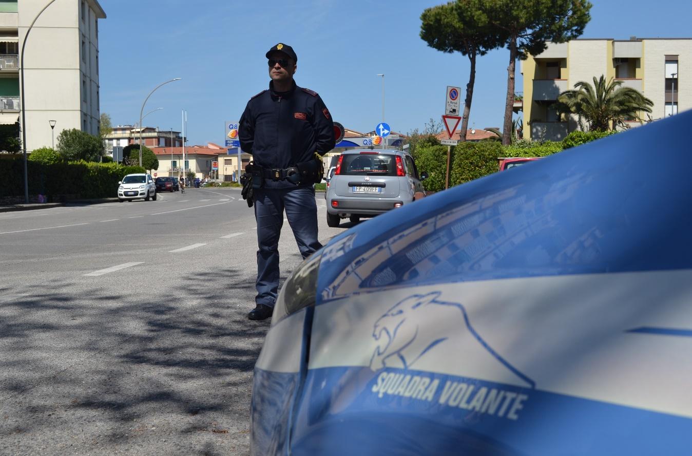 Rintracciato e fermato dalla Polizia l'aggressore di via Coppino