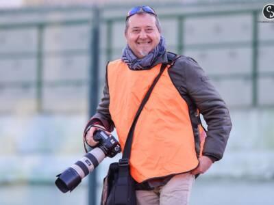 Tanti auguri al fotografo Mauro Pucci