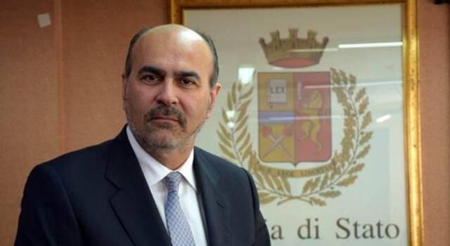 Leopoldo Laricchia nuovo Questore di Palermo, grande carriera per l'ex dirigente di Viareggio