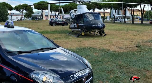 """Furto al """"Fresco Market"""", rintracciato l'autore dai Carabinieri di Viareggio"""