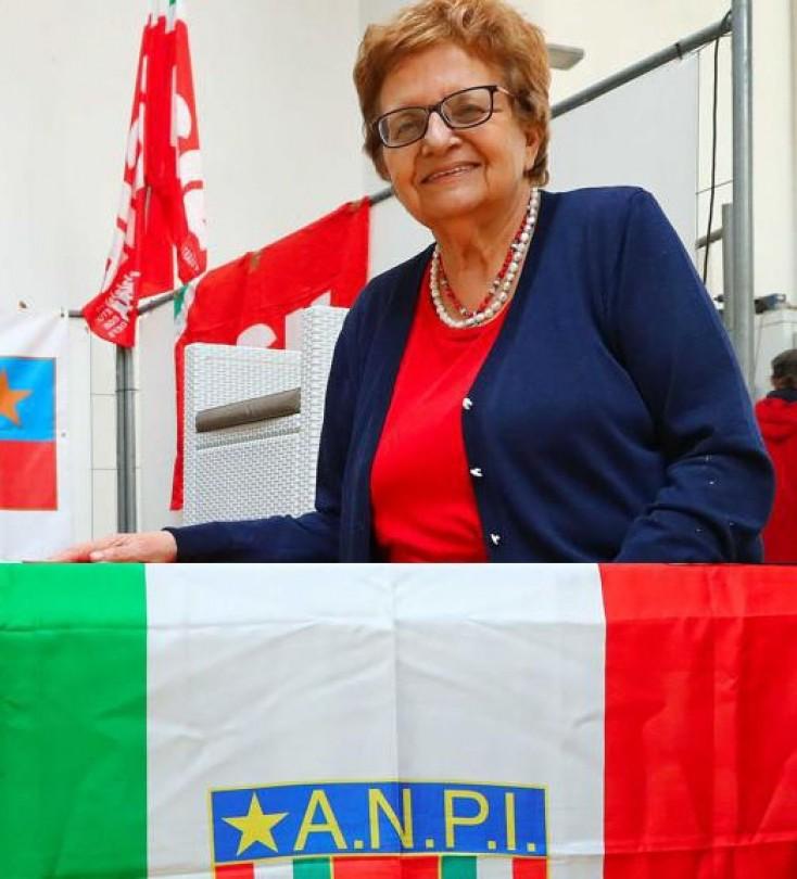 Cordoglio del sindaco di Stazzema per la morte di Carla Nespolo, presidente Anpi