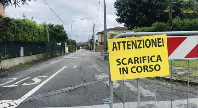 Lavori pubblici: nuovo asfalto anche per via Umbria e tratto via Santini,