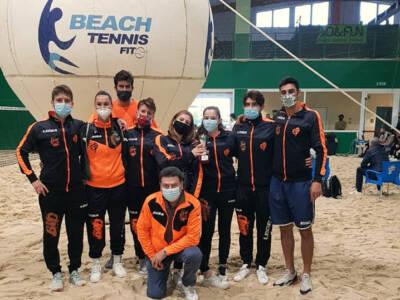 La Bad Players nell'Olimpo del beach tennis nazionale