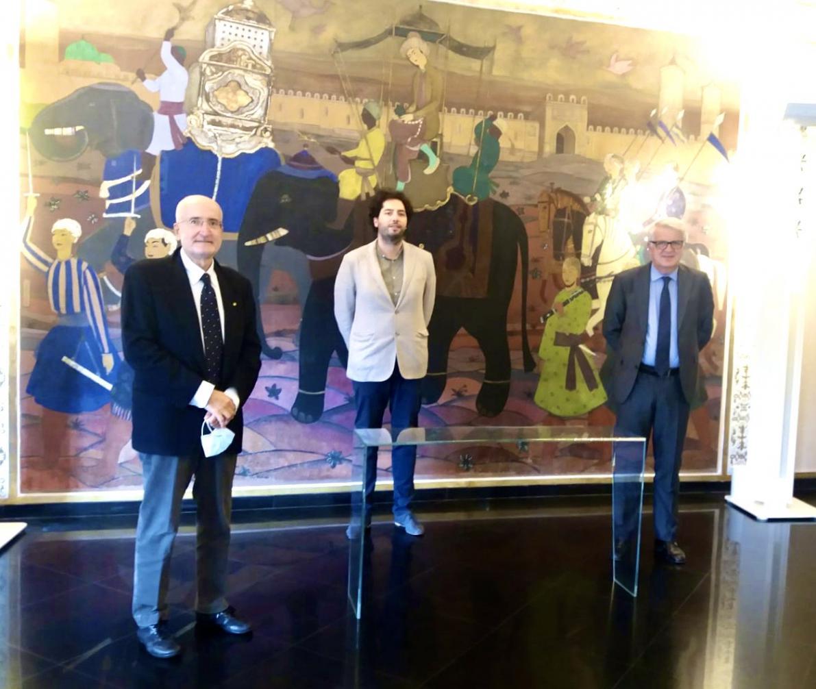 Villa Argentina a Viareggio concorrerà al progetto ART BONUS DELL'ANNO