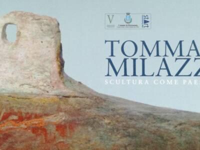 La scultura come paesaggio secondo Tommaso Milazzo