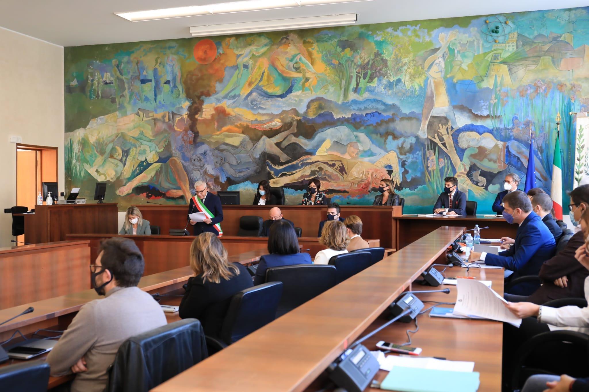 Viareggio, prossima assise il 19 ottobre: si nominano i componenti delle commissioni consiliari
