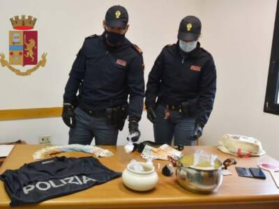 Blitz della Polizia a Viareggio, due in manette per spaccio di droga