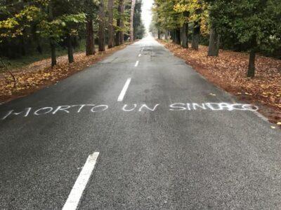 Scritte contro il sindaco di Viareggio. Salemi: odio contro di noi, ma andiamo avanti