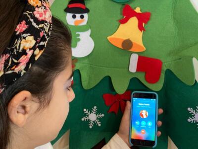 Una videochiamata con Babbo Natale? Ci pensa La Versiliana dei Piccoli