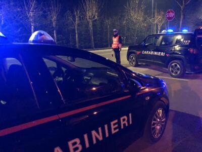 Furto in abitazione nella notte, dopo poche ore i carabinieri bussano a casa del presunto ladro. Denunciato
