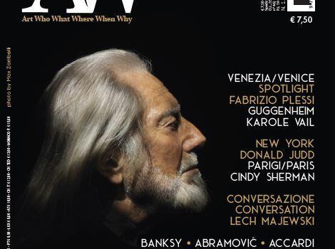 Lorella Pagnucco Salvemini fonda una nuova rivista. Nasce AW ArtMag