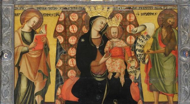 La Madonna del Sole abbraccia i fedeli