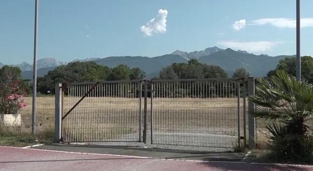 Forte dei Marmi, idea di un parco nella zona dietro Vittoria Apuana