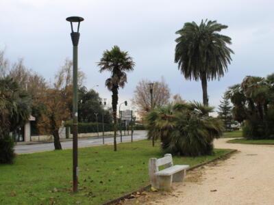 Fiumetto va a Led, in corso sostituzione impianti illuminazione in viale Morin,  Piazza d'Annunzio, via Bixio, via Pasubio