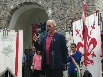 Plauso per l'onorificenza a Enrico Pieri dal Pd Versilia