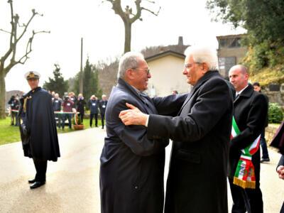 Soddisfazione del Comitato Scientifico del Parco Nazionale della pace per il conferimento dell'onorificenza ad Enrico Pieri