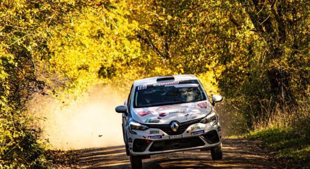 La Renault Clio di MC Racing vince il campionato italiano R1