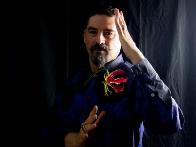 In uscita il nuovo libro su ikebana del versiliese Luca Ramacciotti