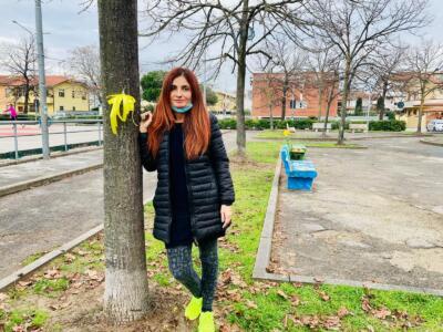 Viareggio si colora di fiocchi giallo. Ecco perchè
