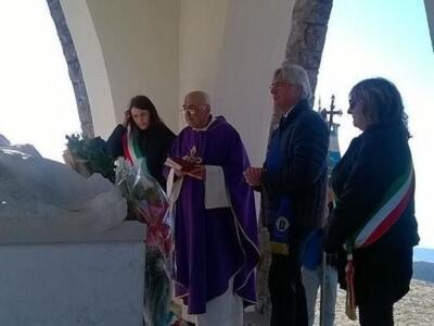 Umberto Buratti ricorda Mons. Danilo D'Angiolo