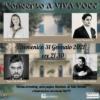 """Villa Bertelli torna a cantare con i giovani """"A viva voce"""""""