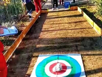Bocce paralimpiche protagoniste nei centri della Cooperativa Crea di Viareggio