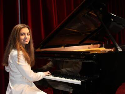 Successo nel concerto streaming di Lucrezia Eleonora dell'Aquila