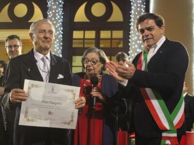 Lutto: la scomparsa di Enzo Pasquini, il cordoglio del sindaco Giovannetti a nome della comunità di Pietrasanta