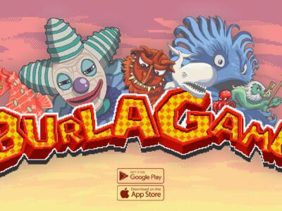 Burlagame, il videogioco del Carnevale Universale