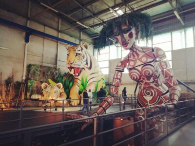 Espace Gilbert, nuovo allestimento per una Carnival Experience