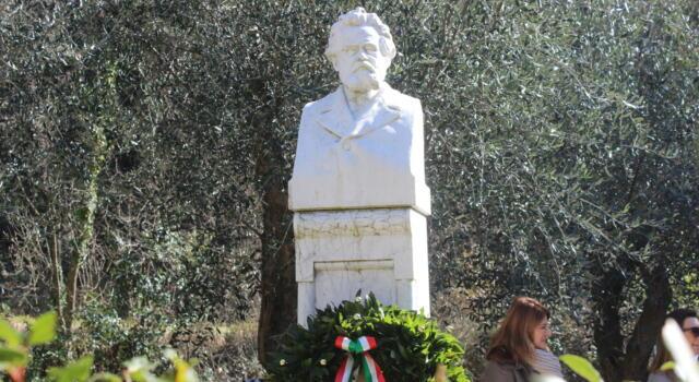 Commemorazioni: anniversario della morte del premio Nobel Carducci e filosofo Giordano Bruno