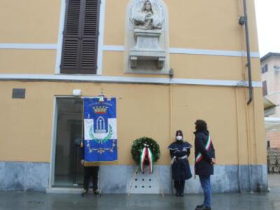 Giordano Bruno martire del libero pensiero, Pietrasanta gli rende omaggio