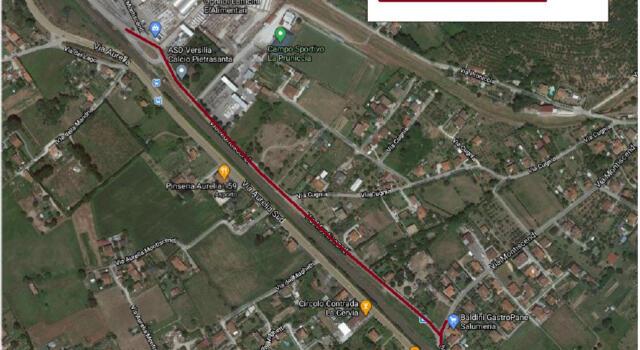In sicurezza via Montiscendi a Strettoia, via agli interventi di asfaltatura per 185 mila euro
