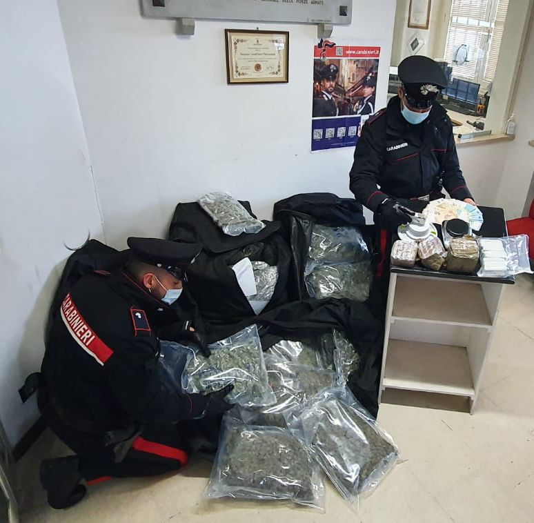 Carabinieri - droga