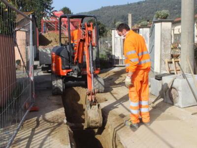 Ambiente: 2 km di interventi sulla rete idrica comunale